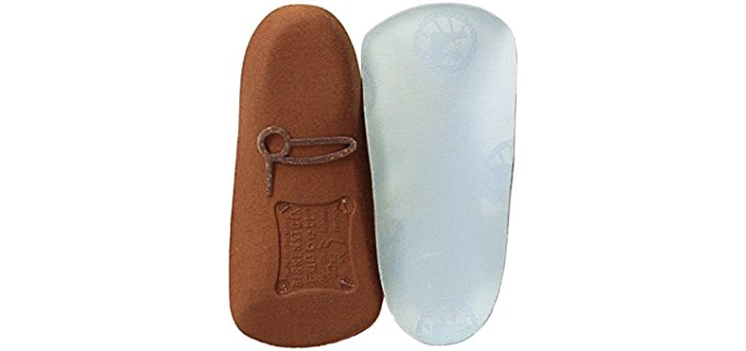 Birkenstock Unisex Blue - Luxurious Silk-lined Orthotic Cork Insoles