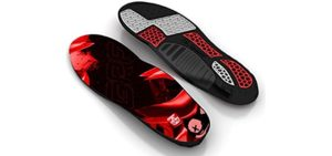 Spenco Unisex GRF - Specialized Basketball Shoe Insoles