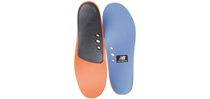 New Balance 's Stability Insoles - Stay Cool Arch Supportive Insole for Running
