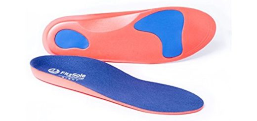 Foot orthotic Insoles Shock Absorbing