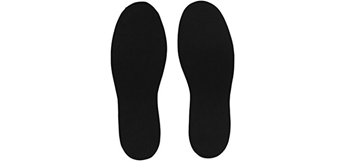Servus Men's Puncture Resistant Insoles - Cushioned Puncture Proof Steel Inserts
