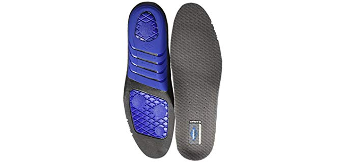 Ariat Men's Cobalt XR Insoles - Pro Stability Insoles for Cowboy Boots