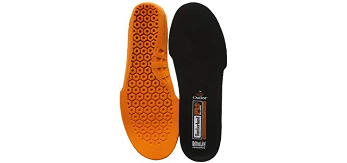 Timberland Pro Men's Anti-Fatigue Insoles - All Day Insoles for Cowboy Boots