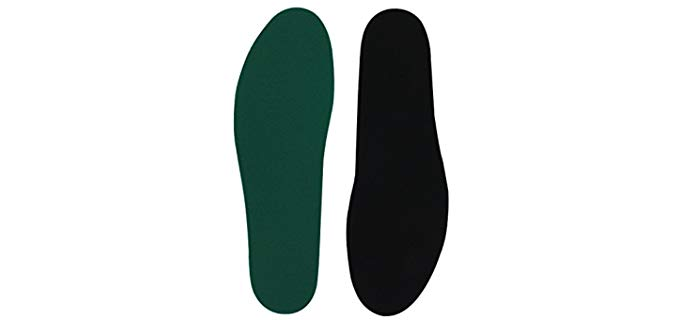 Spenco Unisex RX Comfort - Lightweight Insoles for Flats