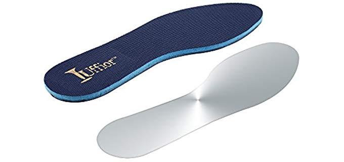 Softior Unisex Tuffior Insoles - Comfortable Foam Puncture Resistant Insoles