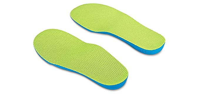 Wellever Unisex Comfort Insoles - Cushioned Insoles for Kids Feet