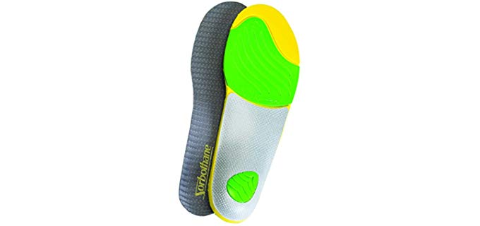 Sorbothane Unisex Ultra Plus - Overpronation Wide Insole
