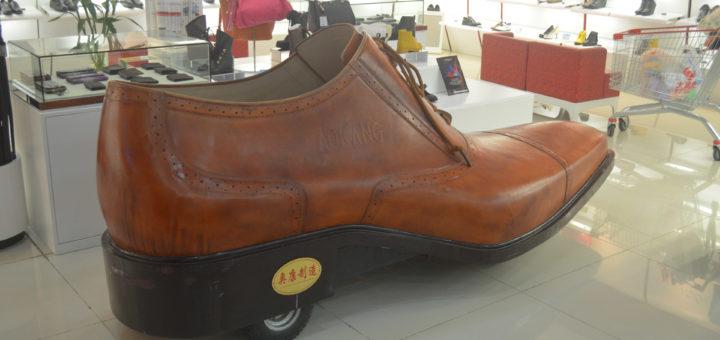Big Shoe Insoles Feature
