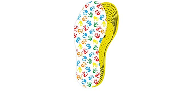 Kaps Unisex Arieto - Kids Insole for Blisters