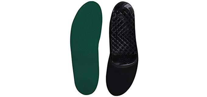 Spenco Unisex RX - Arch Cushioning Blister Prevention Insole