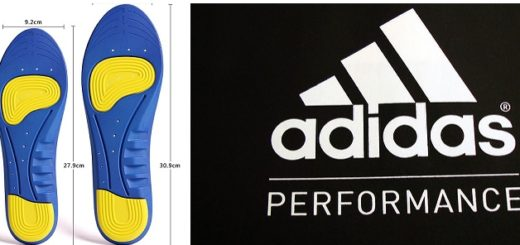 Adidas Insoles feature