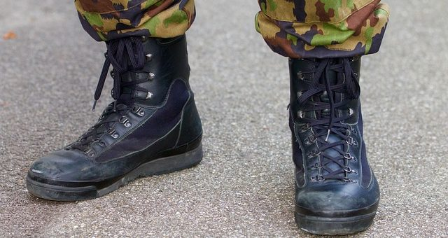 Militray Boots Insoles