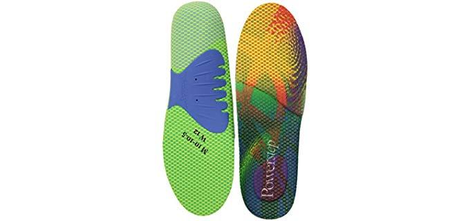 Powerstep Unisex Endurance - Slim Sneaker Insoles