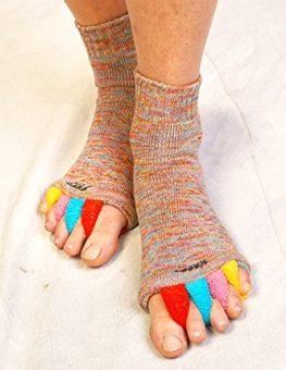 Toe Separator Type - Socks