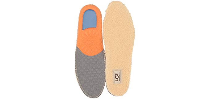 UGG Men's Twinsole - Poron Heel Pad Insoles for UGG Boots