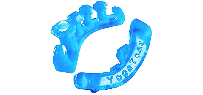 Yoga Toes Unisex Gems - Gel Toe Separators