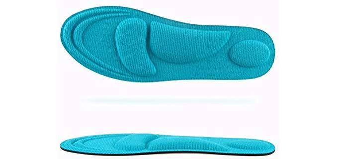 G & V Unisex Foot Pain - diabetic Insoles