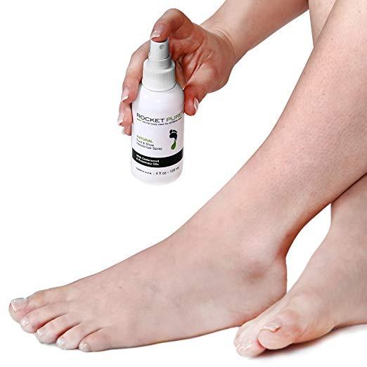 foot deodorant spray
