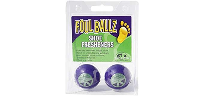 Griffin Unisex Foul Ballz - Shoe Deodorizer Balls