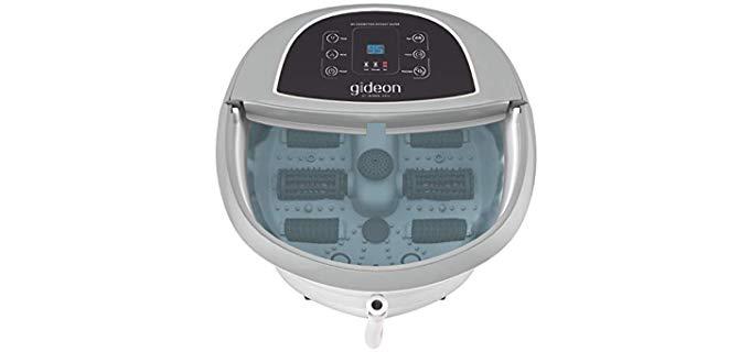 Gideon Unisex Luxury - Therapeutic Foot Spa
