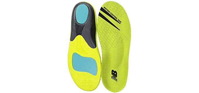 New Balance Unisex 3210 Insoles - Motion Control Insoles for Better Pronation