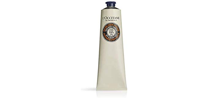 L'Occitane Unisex Shea Butter - Moisturizing Cream for Dry and Cracked Feet