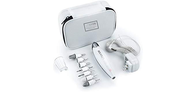 UTILYZE Unisex Professional - Pedicure and Manicure Set
