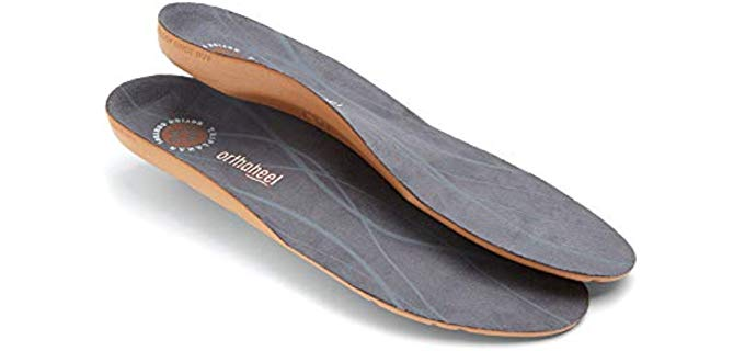 Orthaheel Unisex Orthotic - Perfect Alignment Insoles for Knee Pain Relief