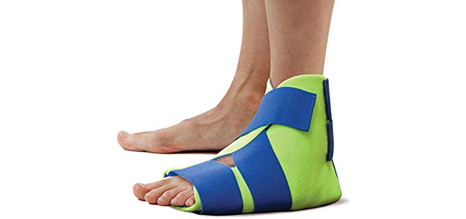 Polar ICE Unisex Universal - Ankle and Foot Ice and Heat Wrap