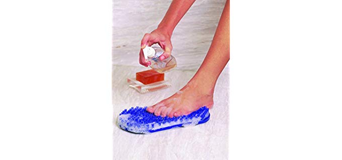 Body and Sole Unisex Soapy Sole - Shower Foot Scrubber
