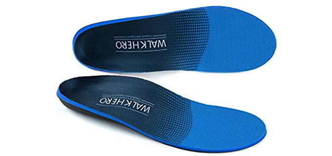 Walk Hero Unisex Arch Support - Shock Absorbing Insole