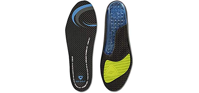 Sof Sole Unisex  - Athletic Replacement Insole for Asics Shoes