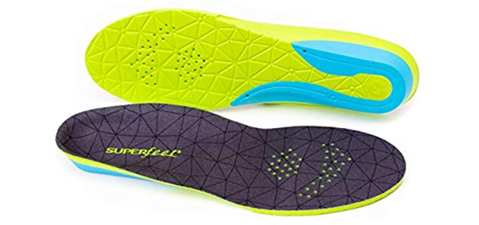 Superfeet Unisex FLEXMax - Nike Shoe Replacement Insoles